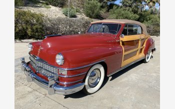 1948 Chrysler Town & Country for sale 101115342